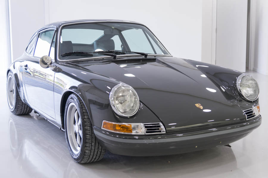 Porsche Approved Used >> NEW INSTRUCTION - Slate grey 911s Rennsport McQueen Evolution | Rennsport