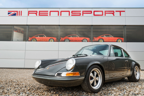 Rennsport Classic Restored Porsche 911 Rs And Turbos
